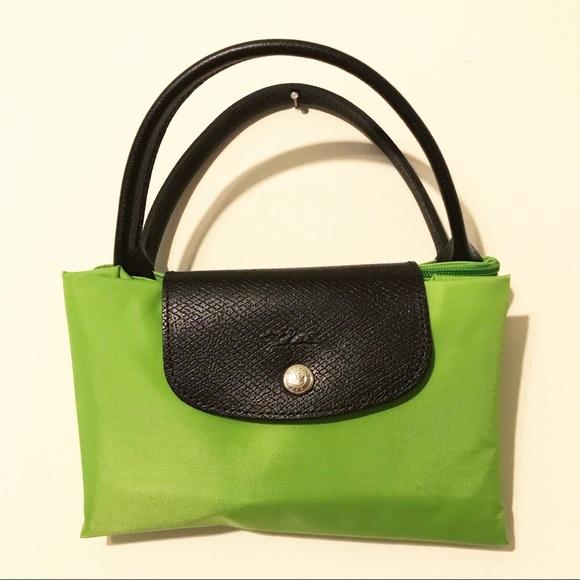 """bcf1a291c95c Longchamp x Sarah Morris """"Le Pliage"""" handbag."""